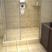 Canalette doccia
